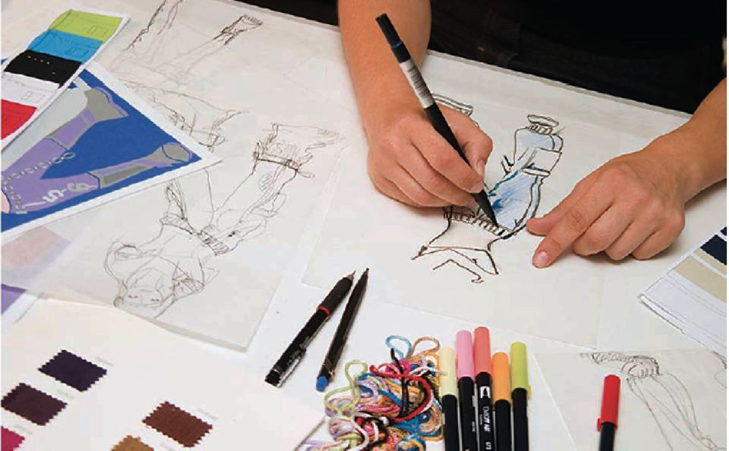 Jobs for a fashion designer 8